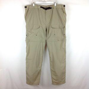 REI Convertible Hiking Pants Men's XL